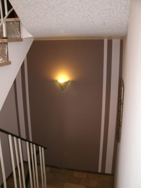 Treppenhaus gestalten mit tapete  Maler Meister - Innenbereich